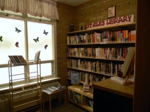 Our Church Library